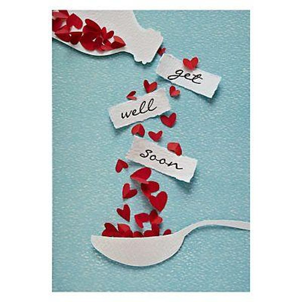 Get Well Soon Wishes and Cards, Feel Better Soon Quotes and Messages - get well soon card
