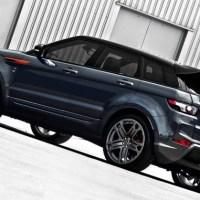 Range Rover Evoque RS250 Dark Tungsten Edition