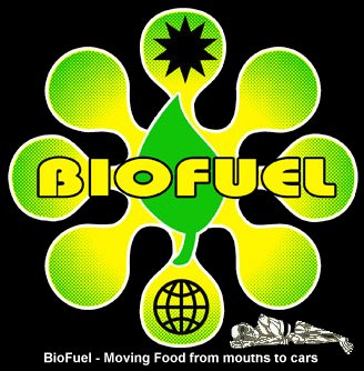 BioFuel Raping the earth, stealing food from hungry mouths - SwenglishRantings