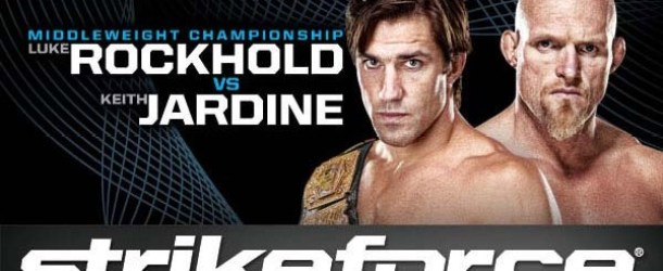 Strikeforce: Jardine Main Event at 185