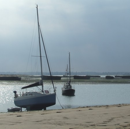 Yacht Drying Legs