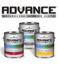 Benjamin moore advance waterborne alkyd paint 200 swift - Advance waterborne interior alkyd paint ...