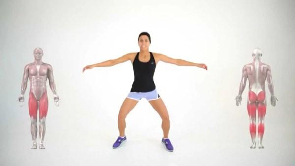 【超上級者向け】体幹と脚を鍛えるスクワット