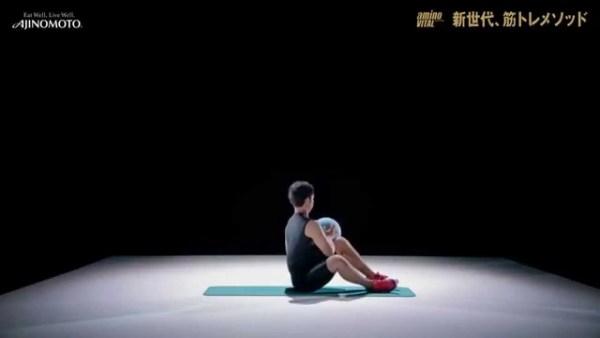 ねじり動作にも負けない強い腹斜筋を作る