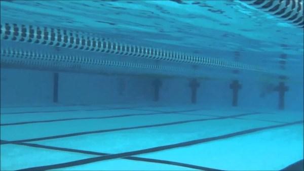 左右の身体のバランスを整えると泳ぎが速くなる