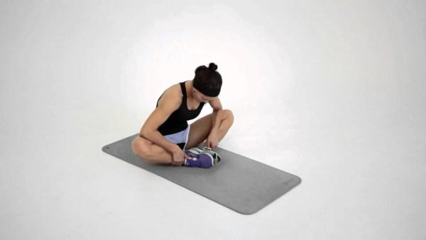 股関節の柔軟性をあげる為のストレッチ