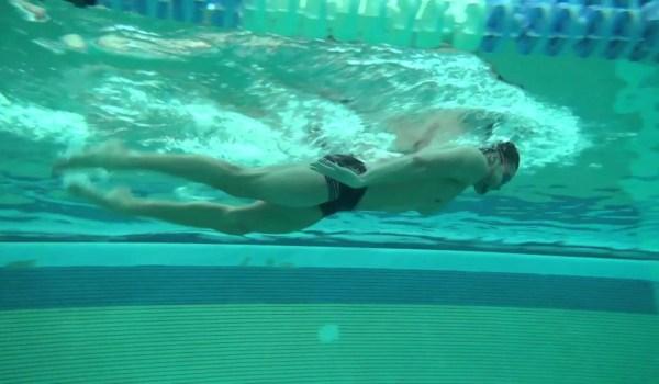 水中で出来る筋トレでパワーアップしよう!
