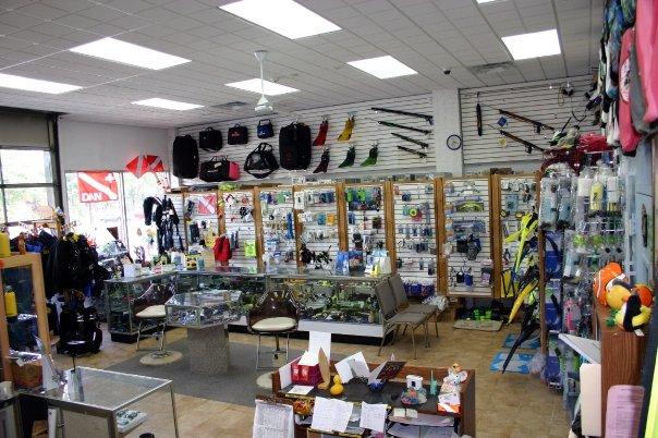 Dive Equipment & Scuba Shop