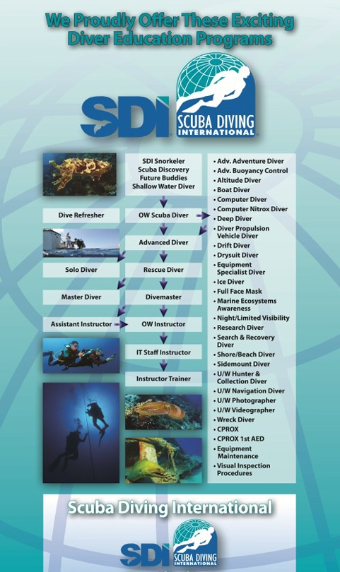 Exciting Diver Education Programs Offered