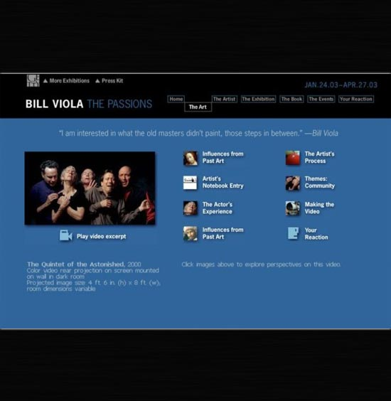 Getty: Bill Viola
