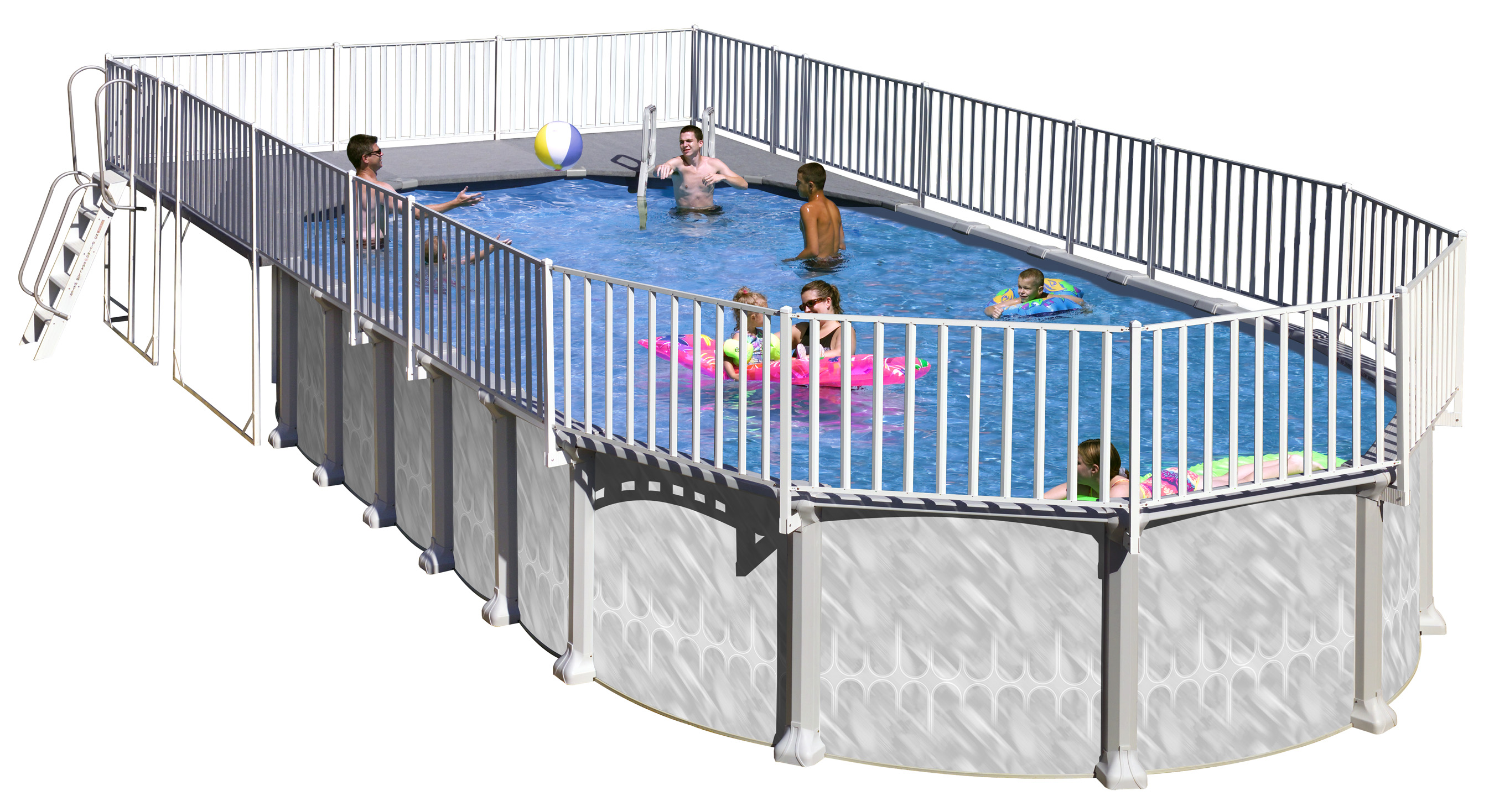 Bestway Pool Abdeckung Oval Jacuzzi Oval Pool