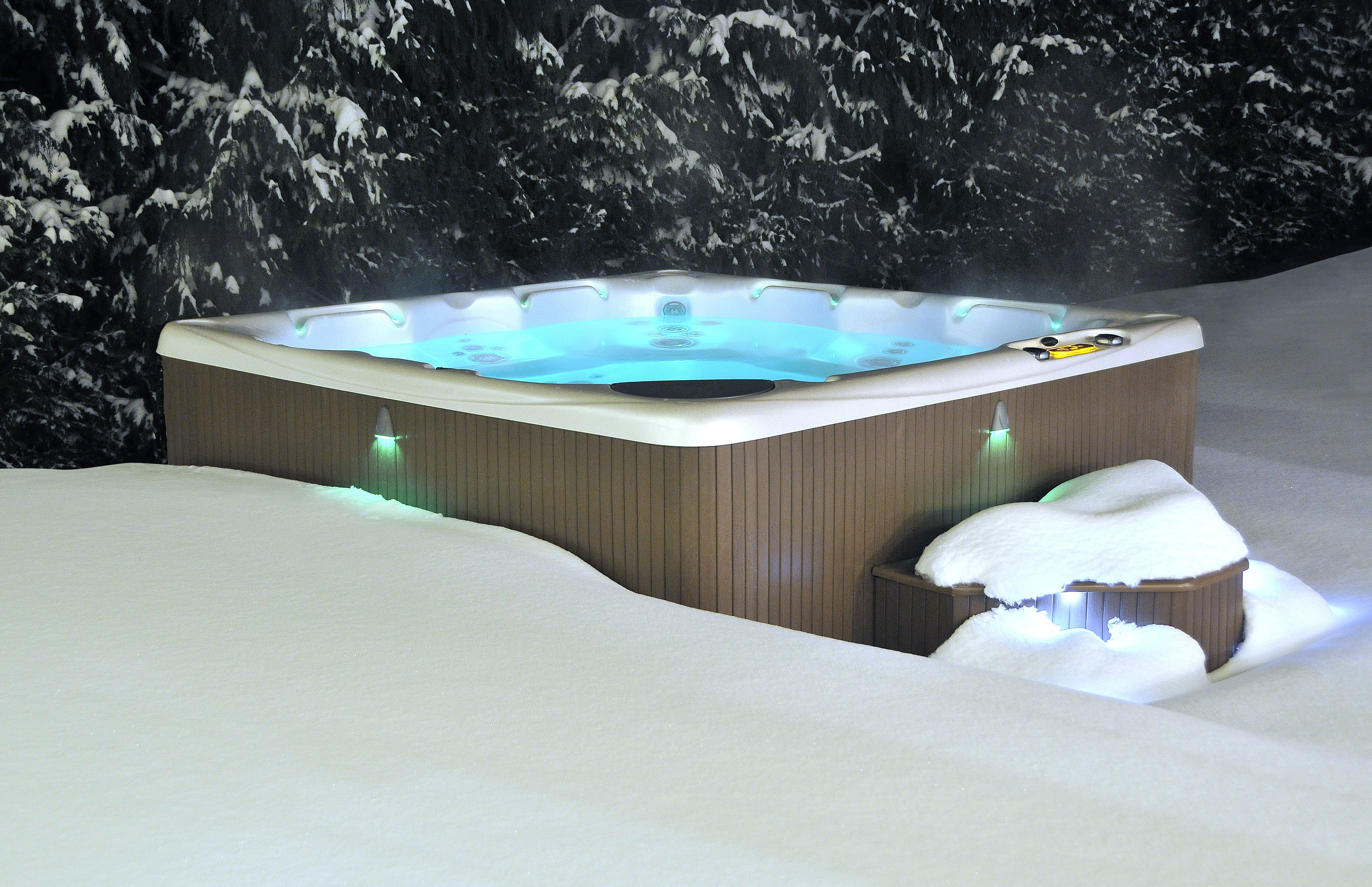 Jacuzzi Pool Temperature Cold Weather Heaven Swimming Pool Solutions
