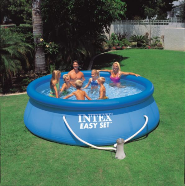 Filter Zwembad Intex 29000 (56932) Intex Easy Set Pool 12 Feet X 36 Inch With 530 Gal