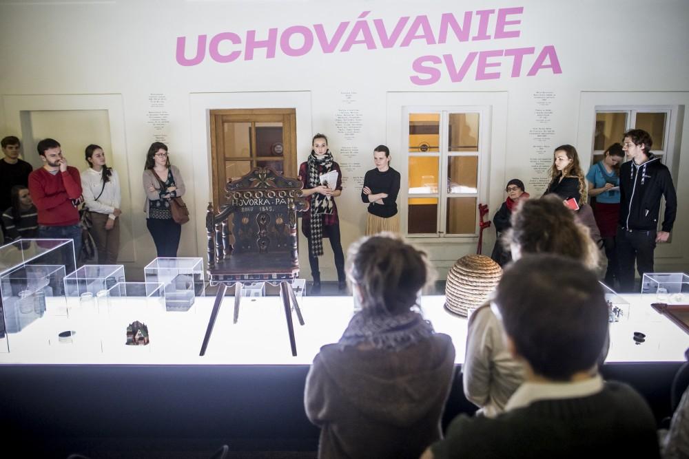 Ako funguje umelecké múzeum v digitálnej dobe? Navštívte novú výstavu v SNG