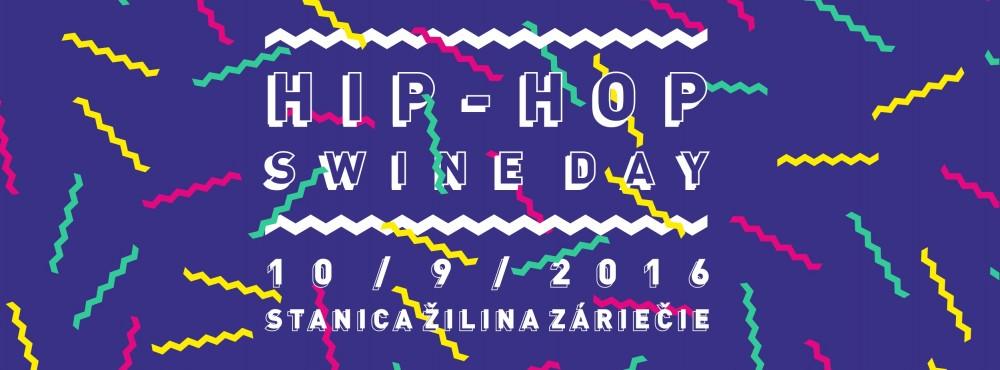 Na Swine Day festivale predstavíme mladý slovenský hip-hop