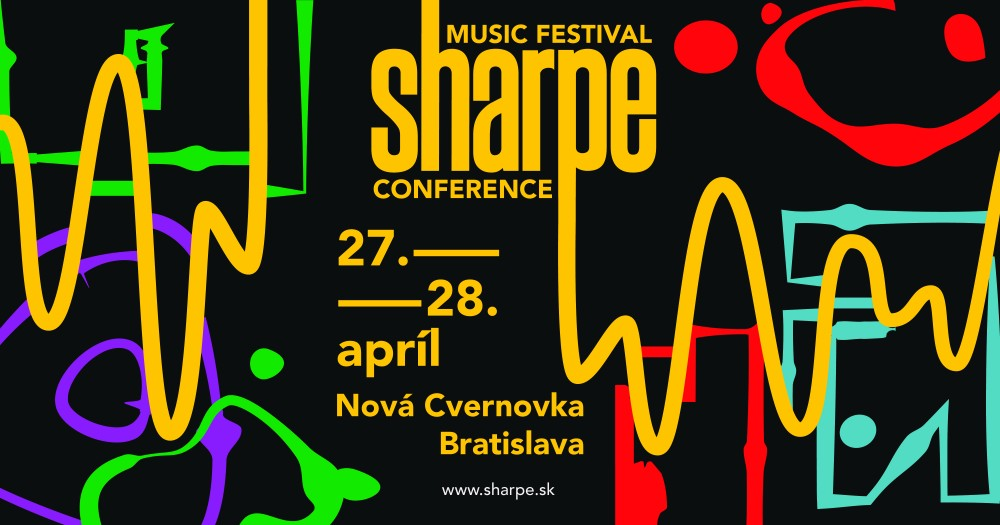 Bratislava zažije prvý ročník hudobného festivalu a konferencie SHARPE
