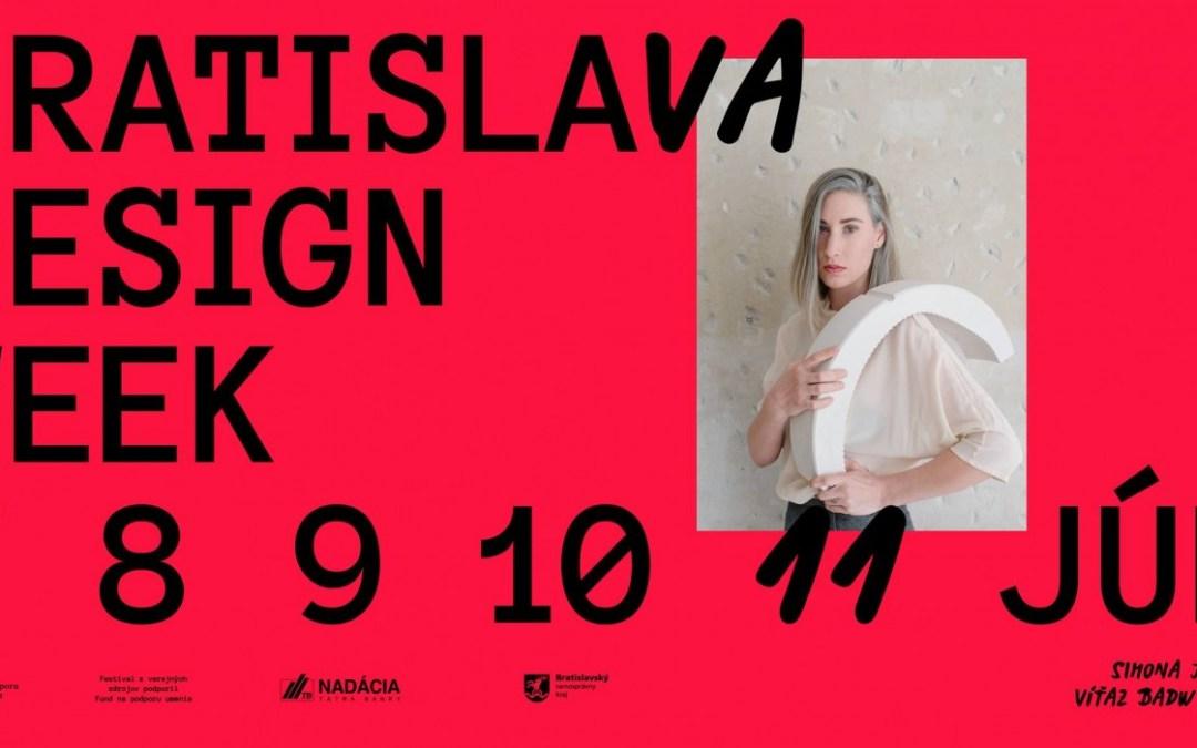 Už tento týždeň štartuje Bratislava Design Week 2018