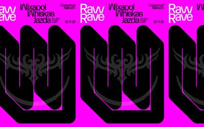 Pražský kolektív Raw Rave do Prahy pozýva poľskú crew WIXAPOL