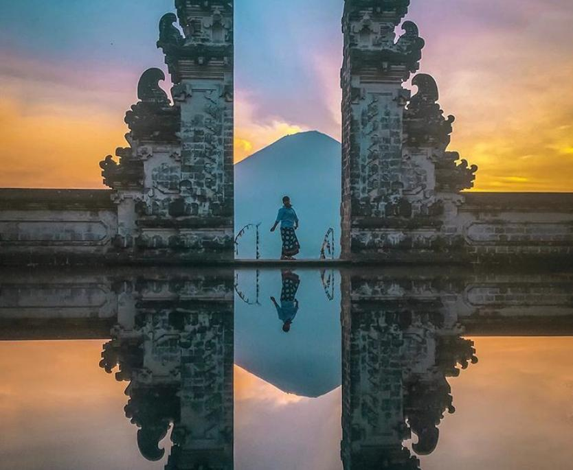 Gates Of Heaven Bali Is A Gorgeous Photo Op And Spiritual Journey