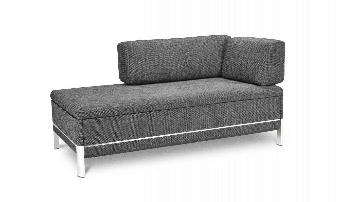 Sofa Sitzhöhe 60 Bed For Living Cento 60 Das Kompakte Schweizer Bettsofa Swiss Plus