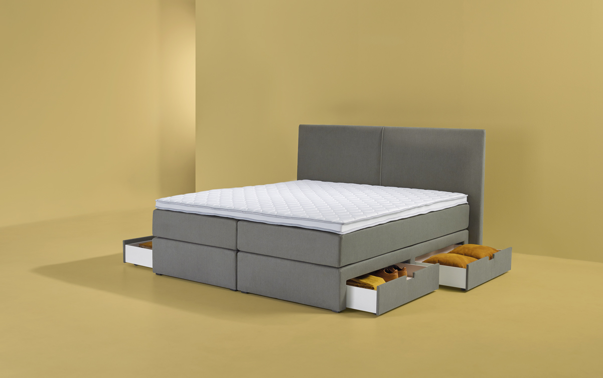 Boxspringbett Stauraum Boxspringbett Smart Storage 03