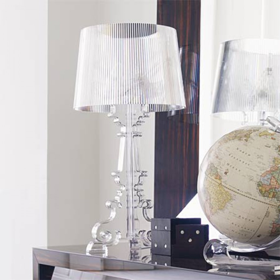 Lampe Kartell Featuring: Bourgie Table Lamp