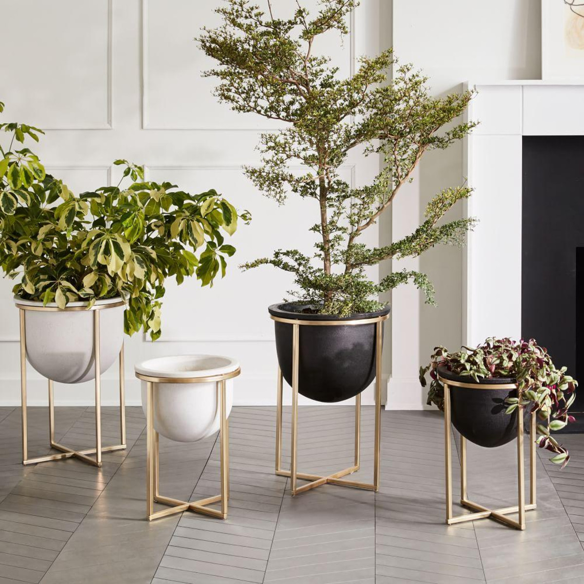 Elevated Plant Stands 12 Of The Best Raised Plant Stands Swoon Worthy