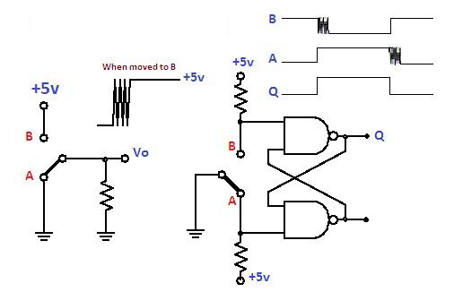 switch debouncer circuit