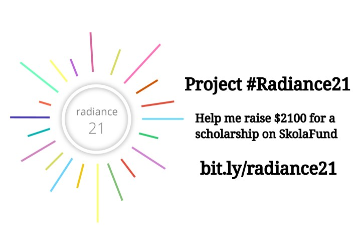 Project #Radiance21