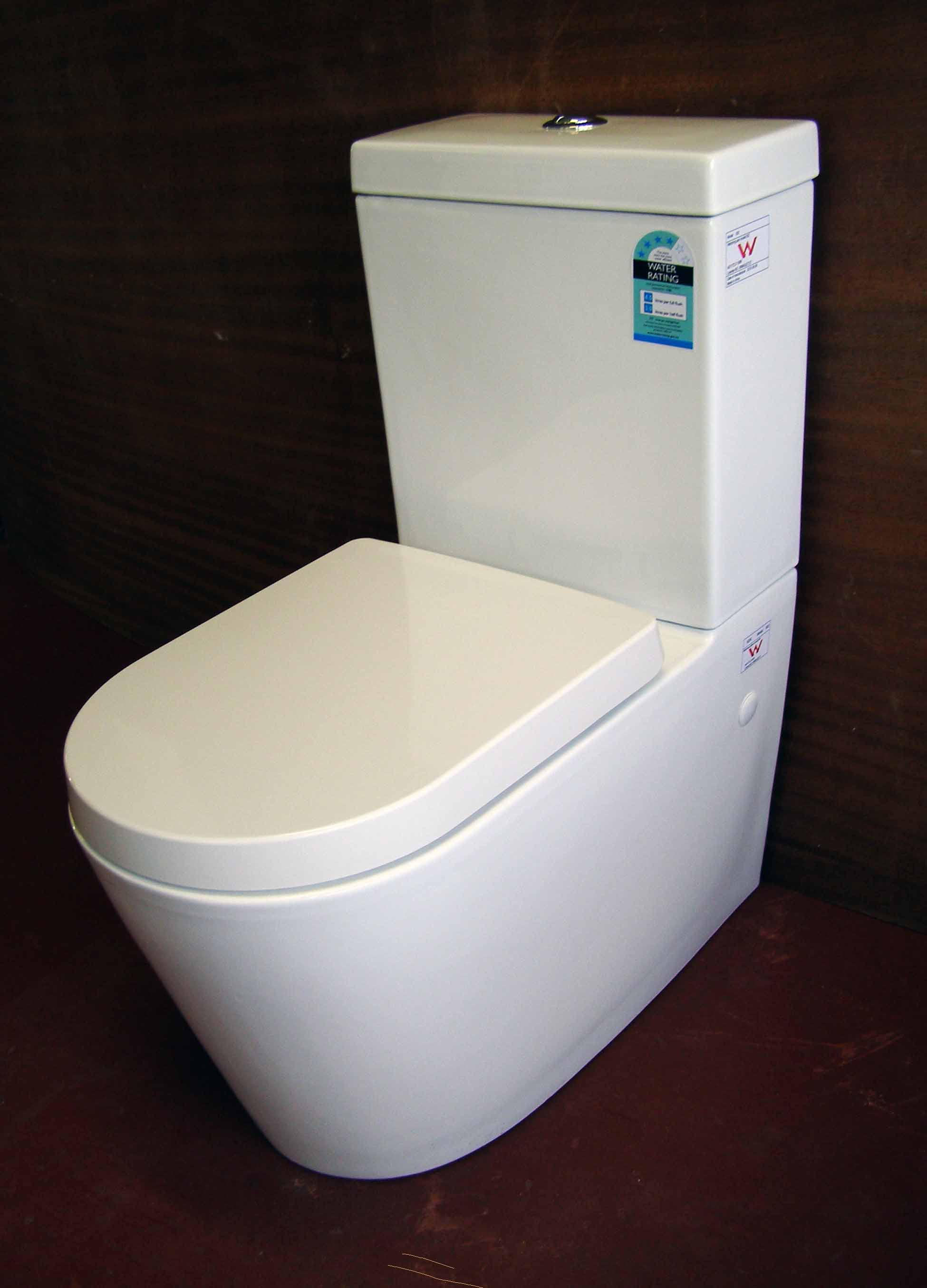 Seat Covers Sydney Apollo 02 Wall Faced S Trap Toilet Suite With Soft Close