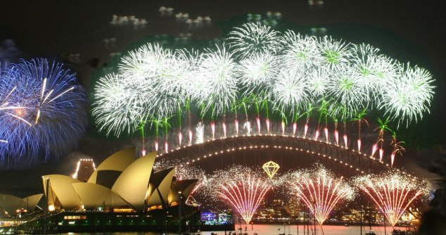 Image result for sydney new year
