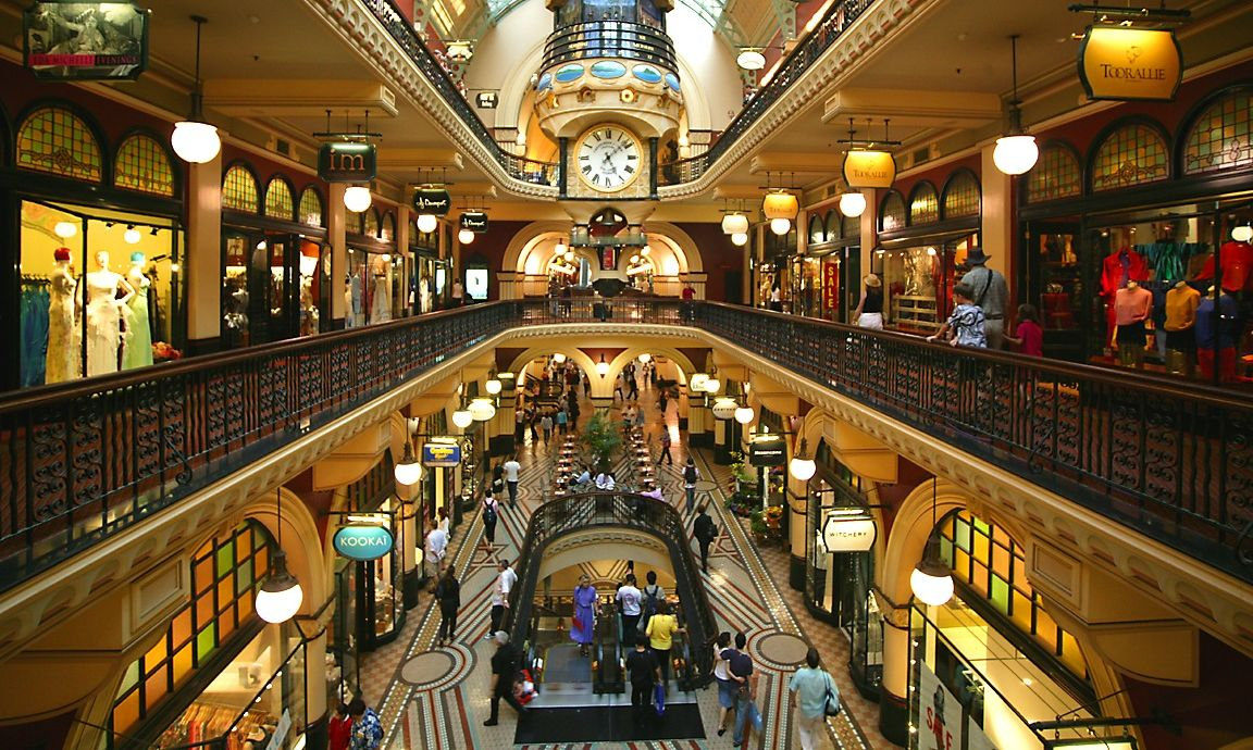 Shopping Com Au Best Places For Shopping In Sydney Sydney Happy Deals