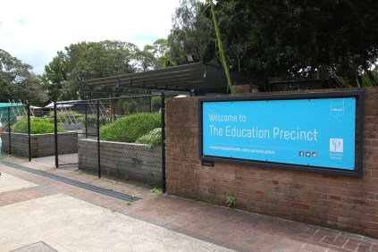 The Education Precinct, where all our Conservation Cafés will be held