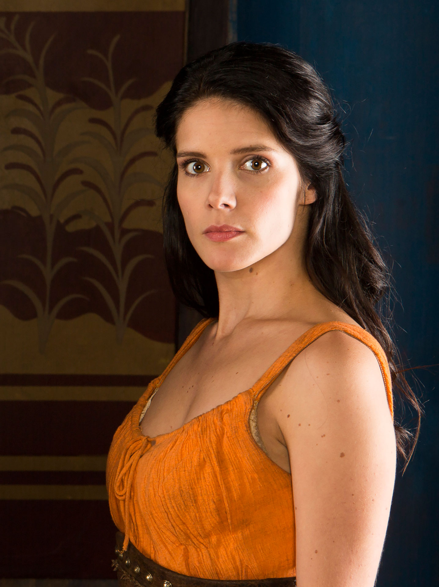 Fridays Menu Sonya Cassidy (oracle) – Cast | Olympus | Syfy Wire