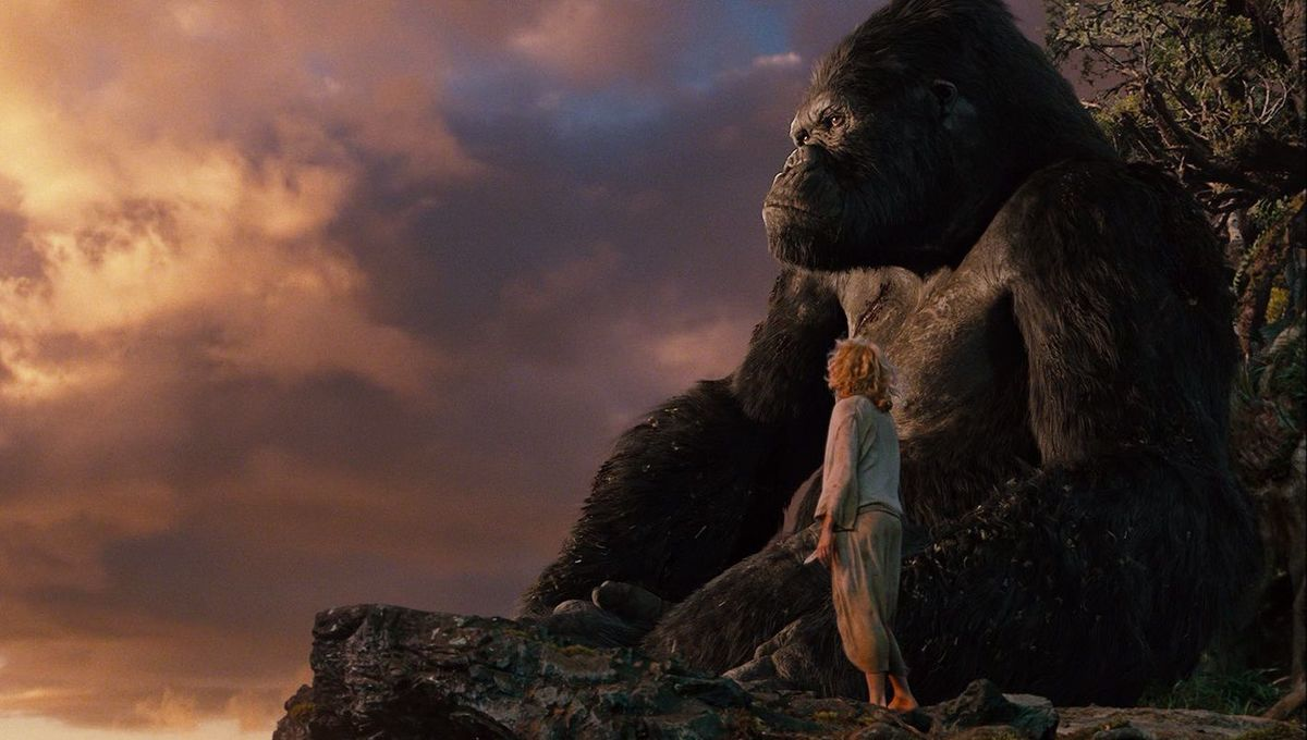 King Jackson Why Peter Jackson S King Kong Is The Eighth Wonder Of