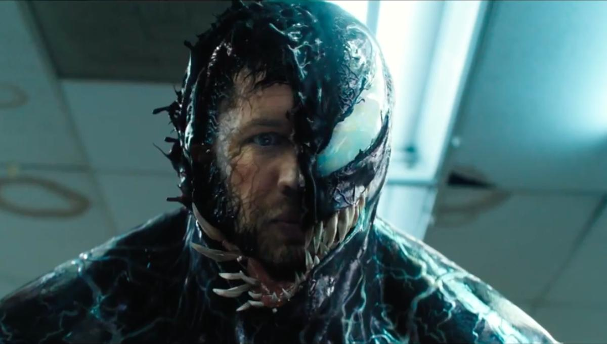 Tom Trailer New Venom Trailer Offers Our Best Look Yet At Tom Hardy S Ruthless