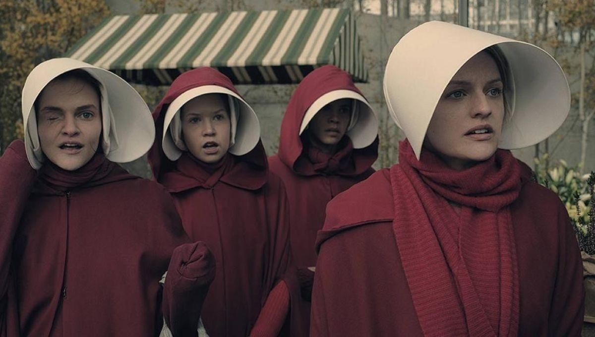 Hulu Shows The Handmaid S Tale Swells Hulu Sign Ups Drives Development On