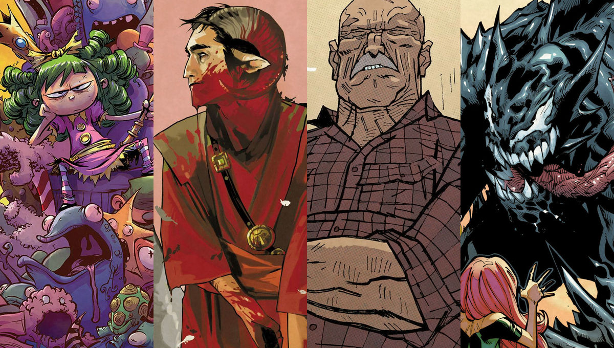 Comic Art Annual Power Ranking The 30 Best Comic Book Artists Of 2016
