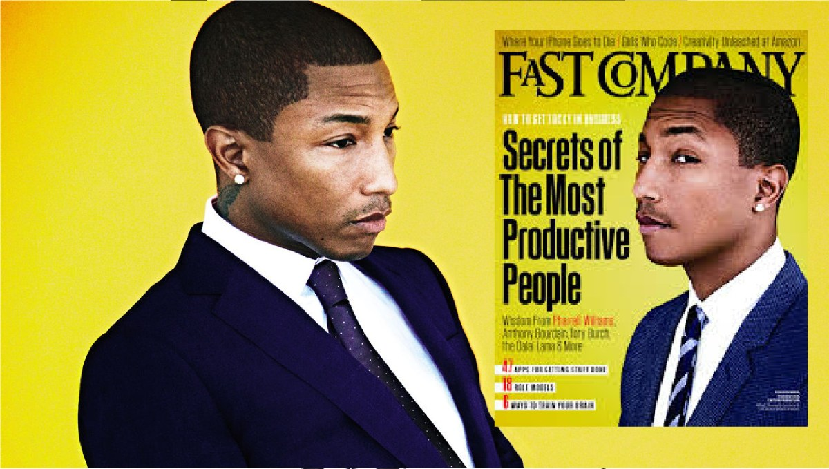 13 Great Lessons We Learned from Pharrell