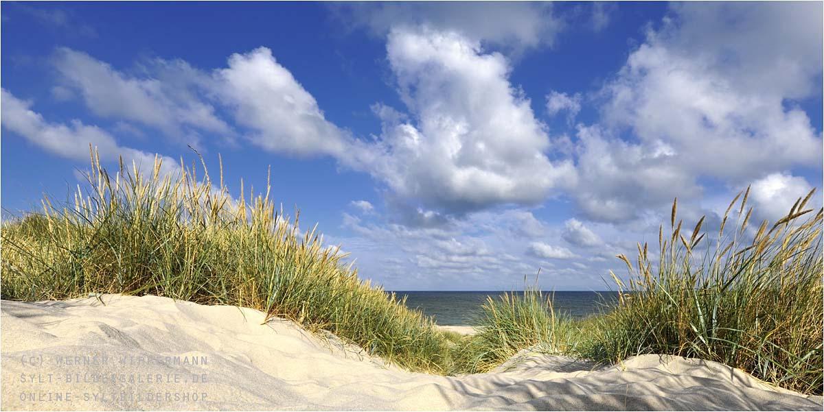 Traumhafte Sylt Bilder vom Sylt-Fotografen Nordsee, Strand Sylt - fototapete nach mas
