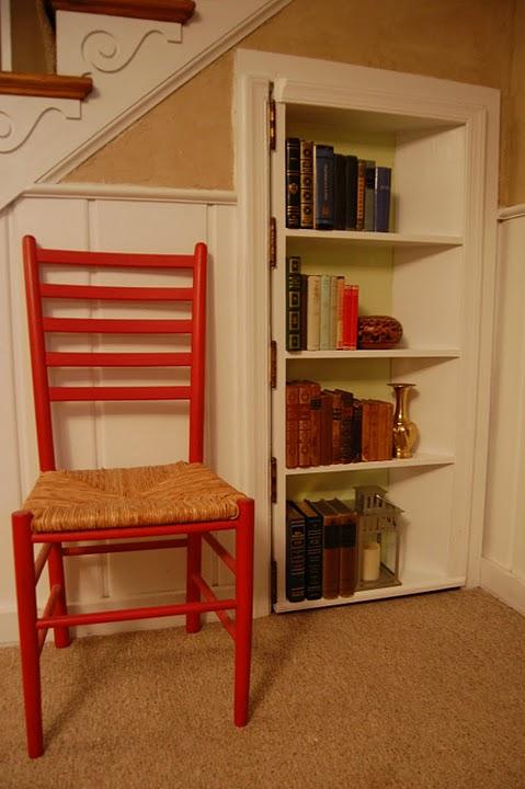 How To Build Fake Bookshelf Door Pdf Plans
