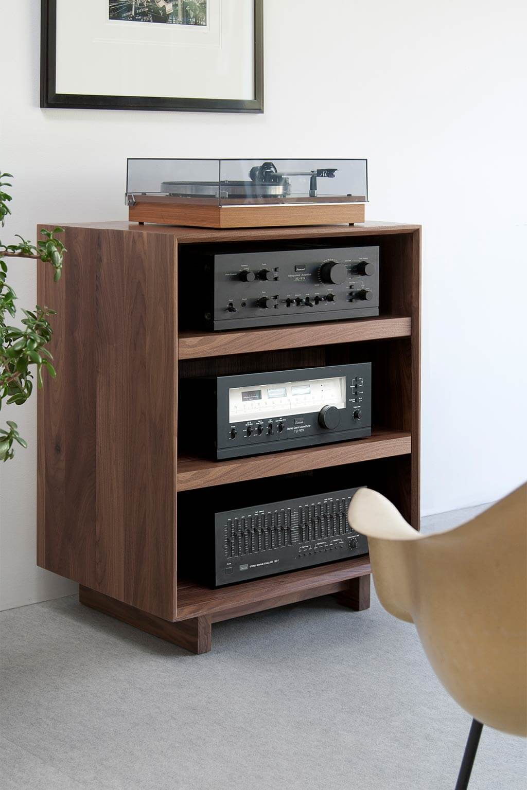 Hifi Rack Design Aero 25 5 Audio Rack Wooden Audio Rack Symbol Audio