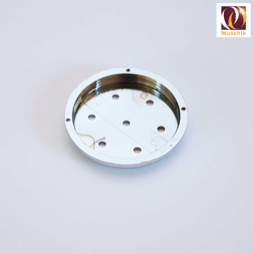 Jacuzzi Pool Top Caps Cap Cover 27 Mm Whirlpool Tub Air Spa Bottom Chrome Spare