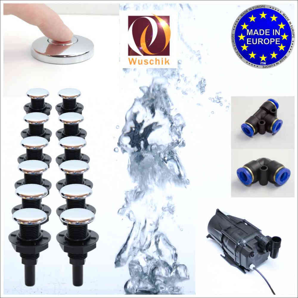 Jacuzzi Bauen 12 Injector Jacuzzi Air Spa Whirlpool Diy Kit