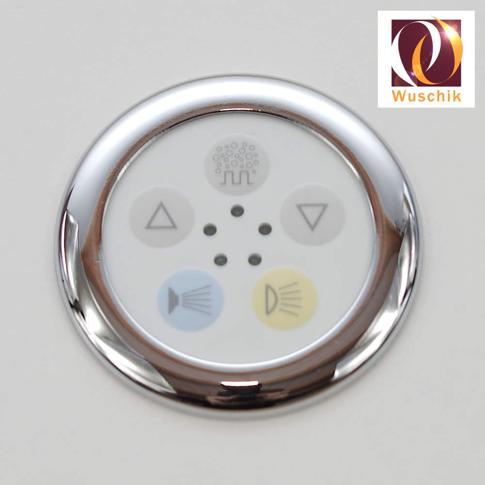 Whirlwanne 200 X 120 Push Button 5 Buttons Around Whirltub Whirlpool Spare Part