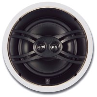 Yamaha NS-IW480CWH Natural Sound 3-Way In-Wall / In ...