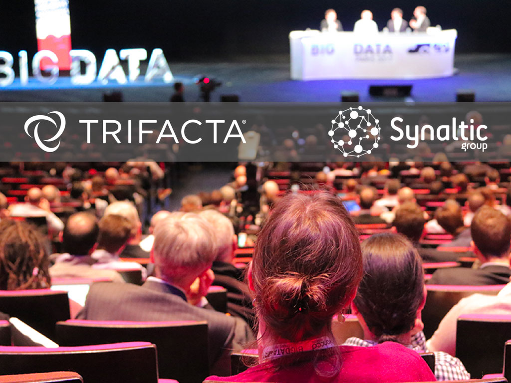 Big Data Salon Synaltic Se Joint à Trifacta Pour Le Salon Big Data Paris 2018