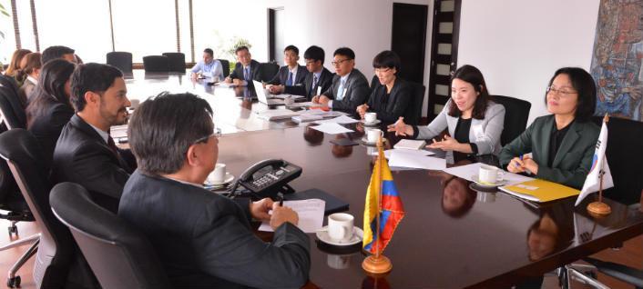 Colombia y Corea del Sur firmarán un acuerdo de cooperación en sanidad