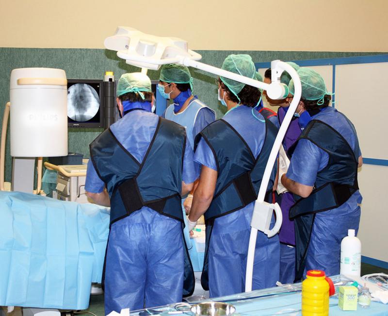 Formación para cardiólogos en cirugía de mínima invasión