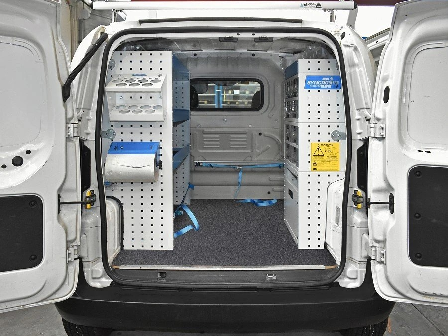 Peugeot Bipper Interieur Van Racking For Citroen Nemo